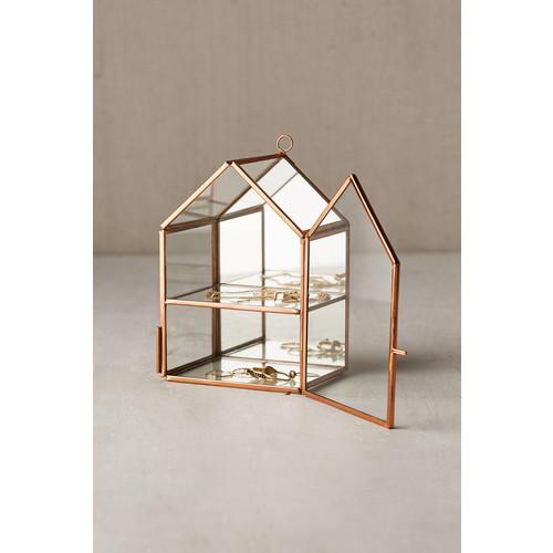 Wall-Mounted Glass House Storage [REGULAR]
