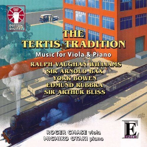 The Tertis Tradition: Music for Viola & Piano [CD]