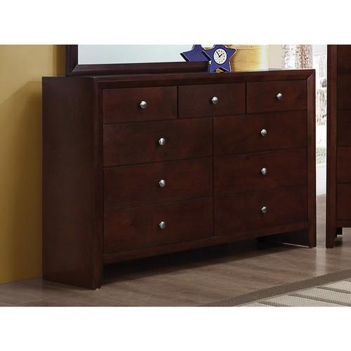 Coaster Company Serenty Brown Dresser/ Chest [option : 9-DRAWER DRESSER]