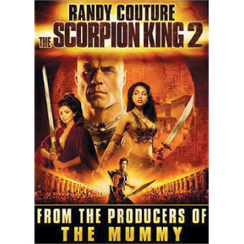 The Scorpion King 2: Rise of a Warrior [WS] WSE DD5.1