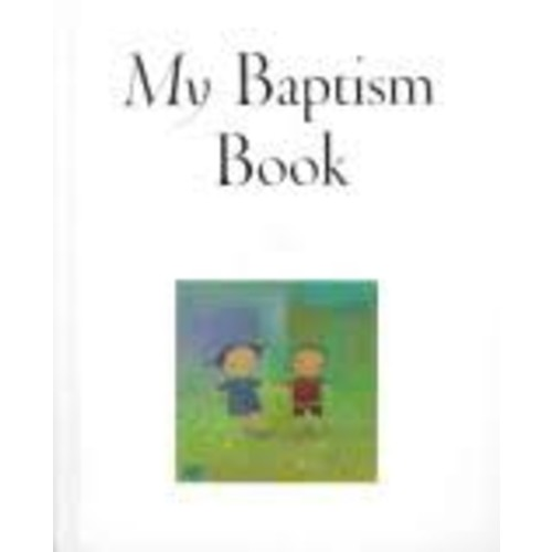 My Baptism Book [Book]