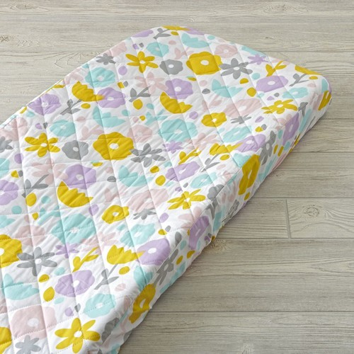 Floral Suite Changing Pad Cover