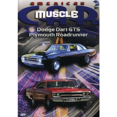American MuscleCar: Dodge Dart GTS/Plymouth Roadrunner: Tony Messano: Movies & TV