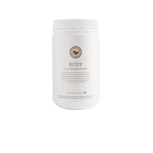 The Beauty Chef Body Inner Beauty Powder - Chocolate with Matcha in