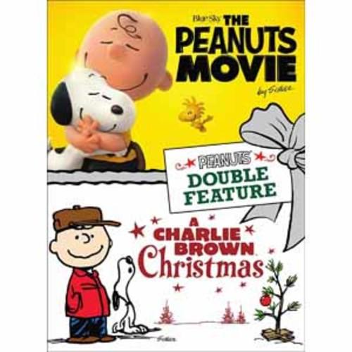 The Peanuts Movie / A Charlie Brown Christmas [DVD]