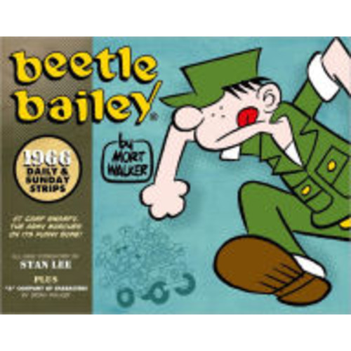 Beetle Bailey: The Daily & Sunday Strips 1966