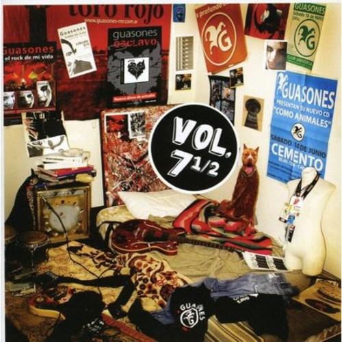 Volumen 7 1/2 [CD]