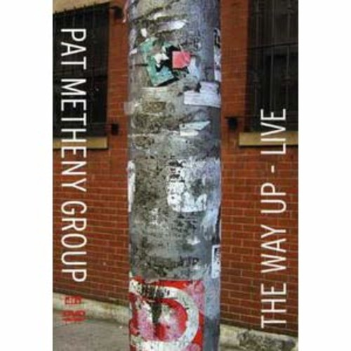 Pat Metheny: The Way Up - Live WSE DD5.1/DTS/DD2