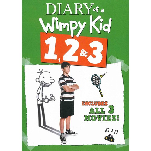 Diary Of A Wimpy Kid Triple Feature (DVD)