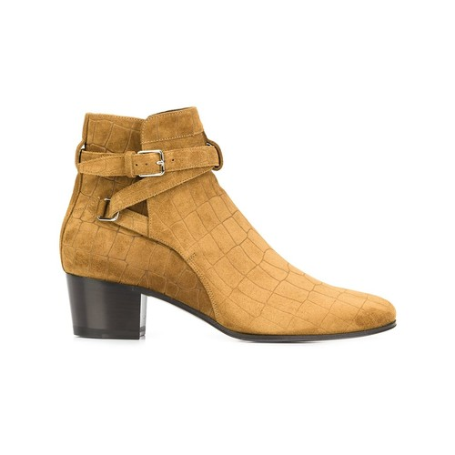SAINT LAURENT 'Signature Blake 40' Jodhpur Boots