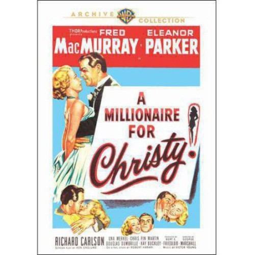 A Millionaire for Christy! [DVD] [1951]