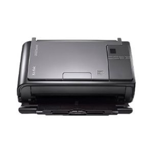 Kodak i2420 - Document scanner - 8.5 in x 160 in - 600 dpi x 600 dpi - up to 40 ppm (mono) / up to 40 ppm (color) - ADF ( 75 sheets ) - up to 5000 scans per day - USB 2.0