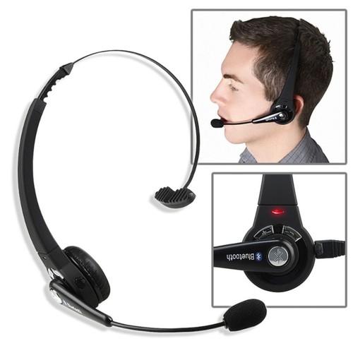 Insten Wireless Bluetooth Headset, Black