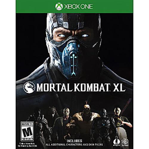 Mortal Kombat Xl Video Game-XBox One