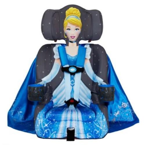 KidsEmbrace Friendship Series Disney Cinderella Platinum Booster Car Seat
