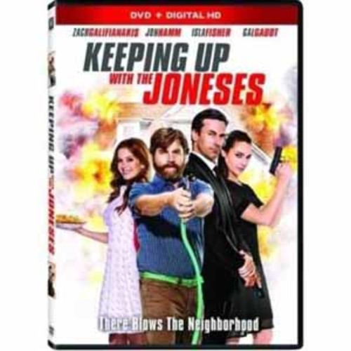 Keeping Up With The Jone Fox2322488Dvd/Comedies