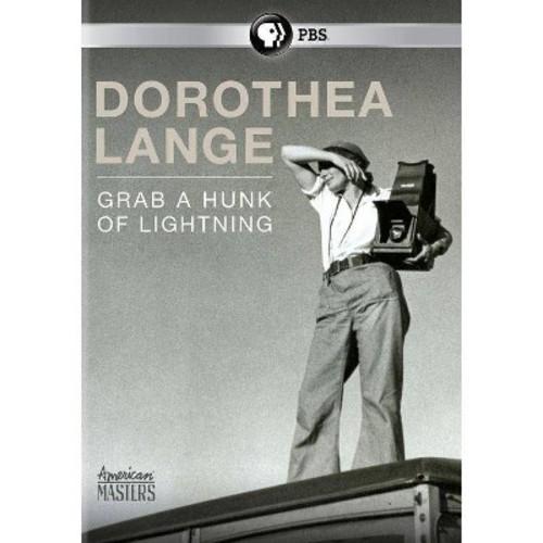 American Masters: Dorothea Lange: Grab a Hunk of Lightning (DVD)