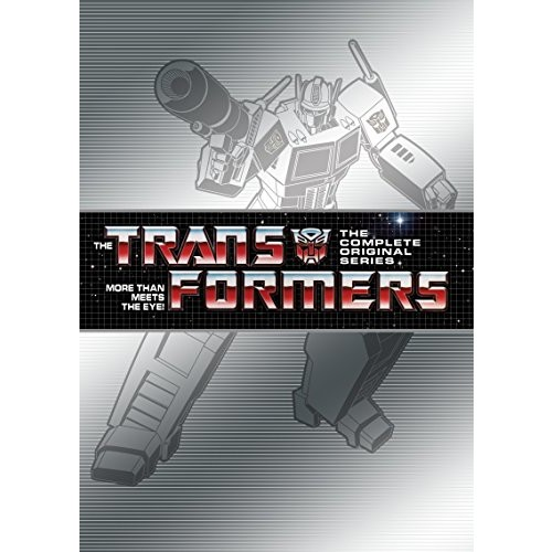 The Transformers: The Complete Original Series (DVD)
