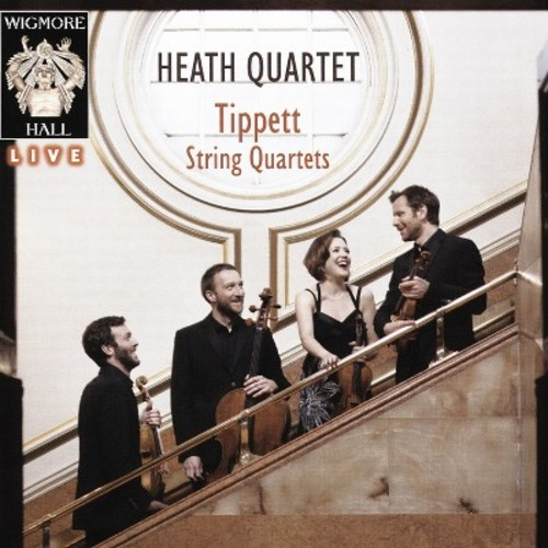 Heath Quartet - Tippett