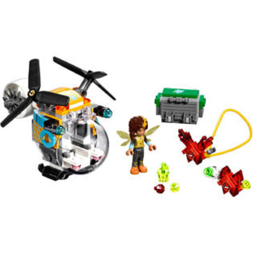 LEGO,DC Comics,DC Super Hero Girls LEGO DC Super Hero Girls Bumblebee Helicopter (41234)