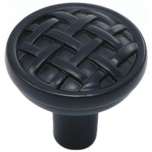 Basket Weave Cabinet Knob (Pack of 5)