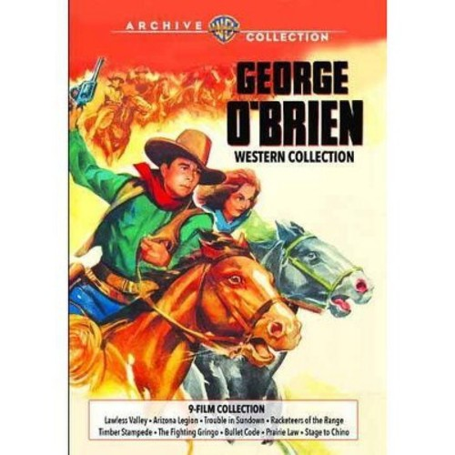 George o'brien western collection (DVD)