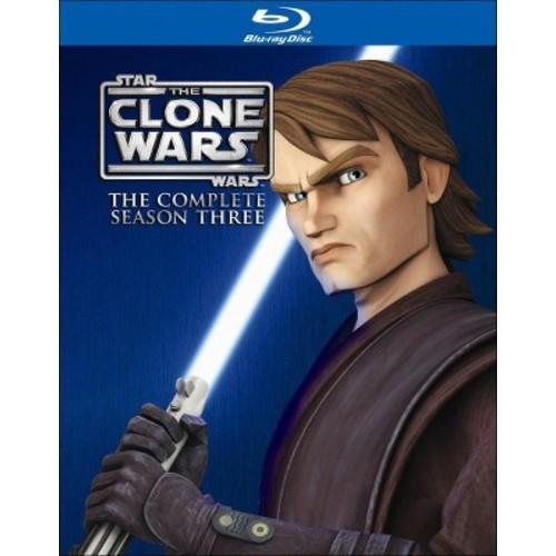 Star Wars: The Clone Wars - The Complete Season Three [3 Discs] [Blu-ray]