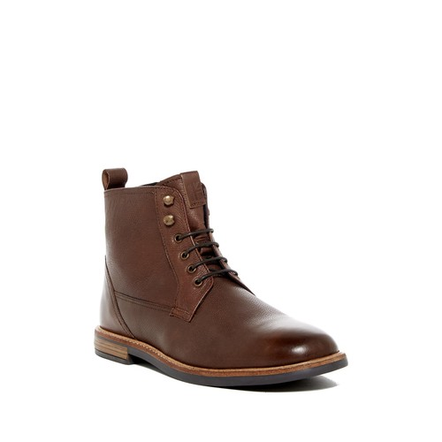 Brent Plain Toe Boot