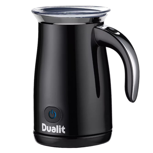 Dualit Hot & Cold Steel Milk Frother