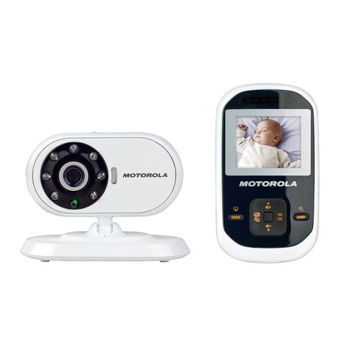 Motorola MPB18 Video Baby Monitor with 1.8-Inch Digital Screen