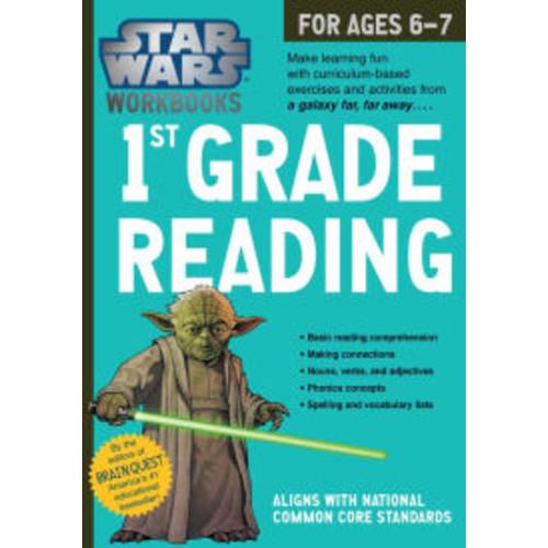 Star Wars Workbook: Grade 1 Reading!