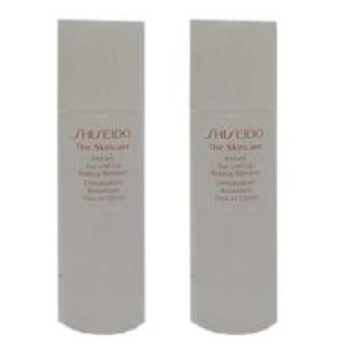 2 pieces Shiseido THE SKINCARE Instant Eye and Lip Makeup Remover | CosmeticAmerica.com