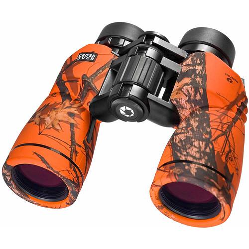Barska 10x42 WP Crossover Binoculars  Mossy Oak Blaze