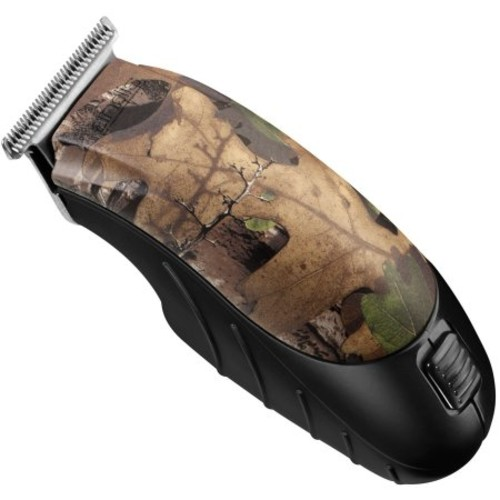 Andis Camo Trim 'N Go T-Blade Trimmer 10-Piece Kit