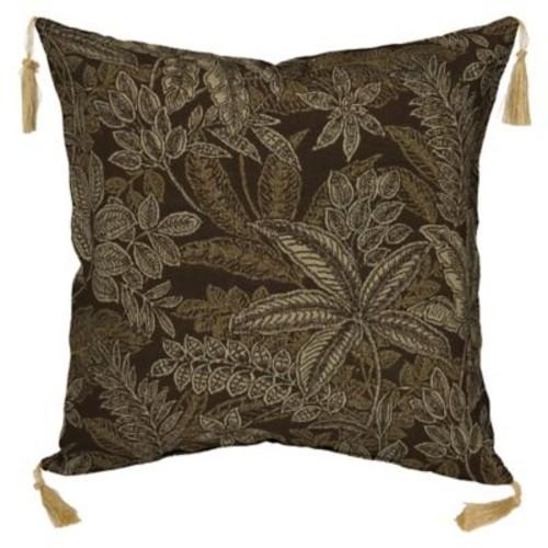 BombayOutdoors Palmetto Toss Outdoor Throw Pillow (Set of 2)