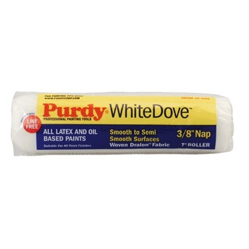 Purdy White Dove Woven Fabric Roller Cover - 140670072