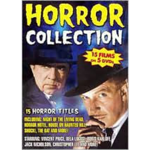 Horror Collection 6-Movie 1
