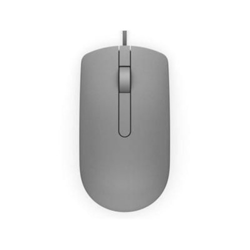 Dell MS116 USB Wired Optical Mouse, Black