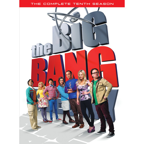 The Big Bang Theory: The Complete Tenth Season [DVD]