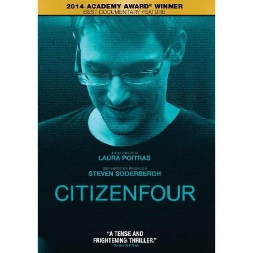 Citizenfour [2 Discs] [DVD] [2014]