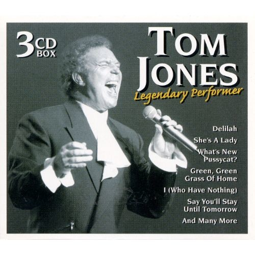Legendary Performer [CD]