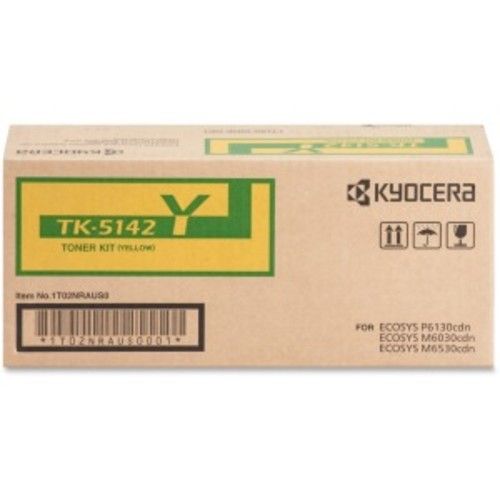 Kyocera TK-5142Y Original Toner Cartridge