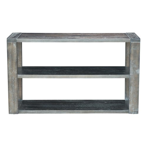 ZUO Skyline Gray Console Table