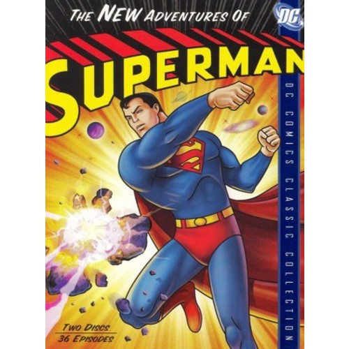 adventures of superman (DVD)