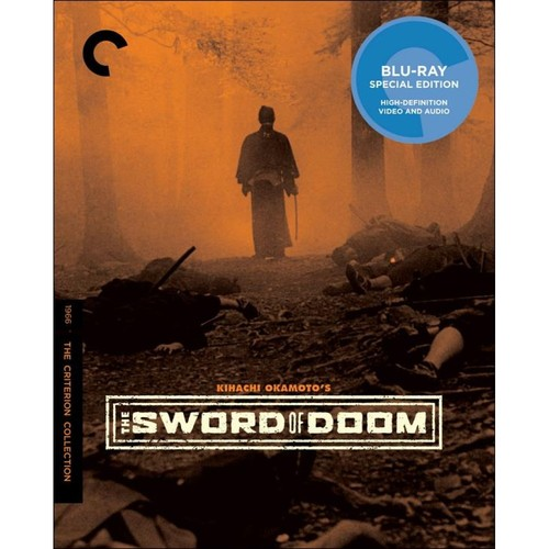 The Sword of Doom [Criterion Collection] [Blu-ray] [1966]