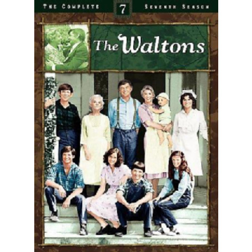 The Waltons: The Complete Sixth Season [5 Discs]