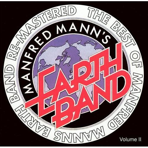Best of Manfred Mann's Earth Band, Vol. 2: 1972-2000 [CD]