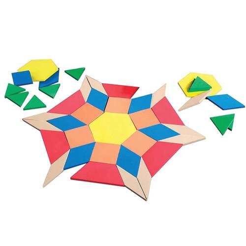 Learning Resources Building Blocks & Sets Giant Foam Floor Pattern Blocks