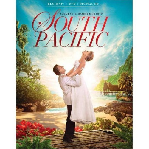 South Pacific [4 Discs] [Blu-ray/DVD] [1958]