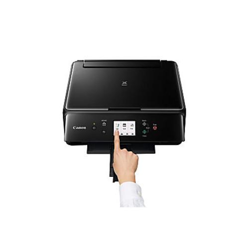 Canon PIXMA Wireless Color Inkjet All-In-One Printer, Copier, Scanner, TS6120